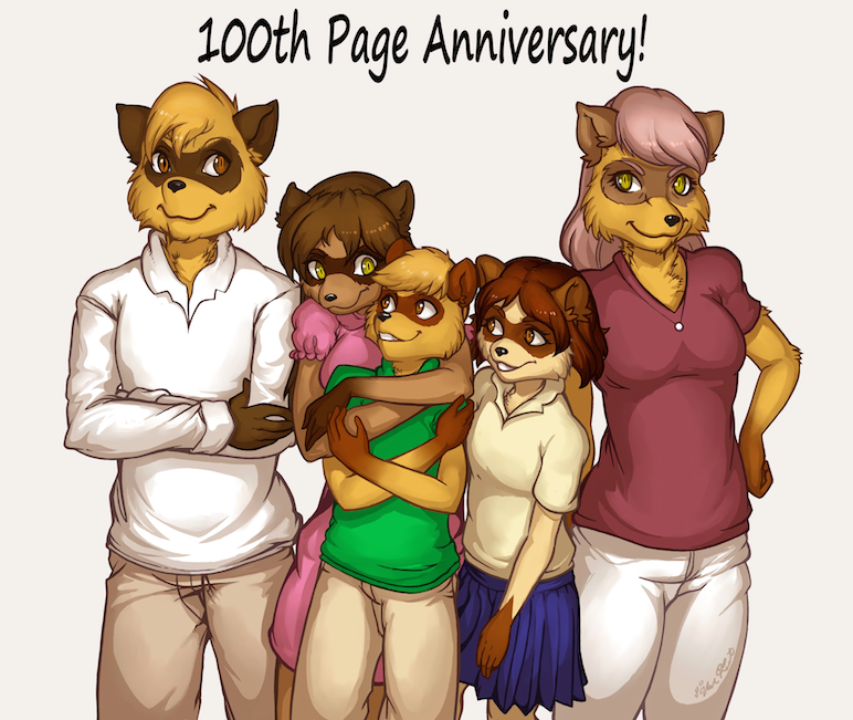 100th Page Anniversary